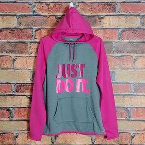 Like New! Women's Nike Therma-fit hoodie